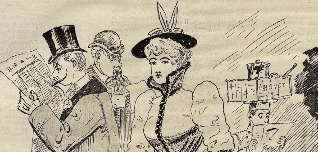 [Appel à communication] Colloque «La Belle Époque a-t-elle été virale ?  Circulation, diffusion, reproduction des images et des textes dans les périodiques au tournant du siècle (1870-1930)»